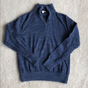 Gap Zip Sweater - Size M